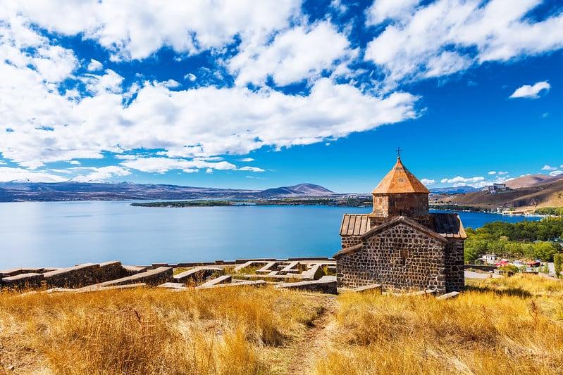 Armenien-Reise-Landschaft