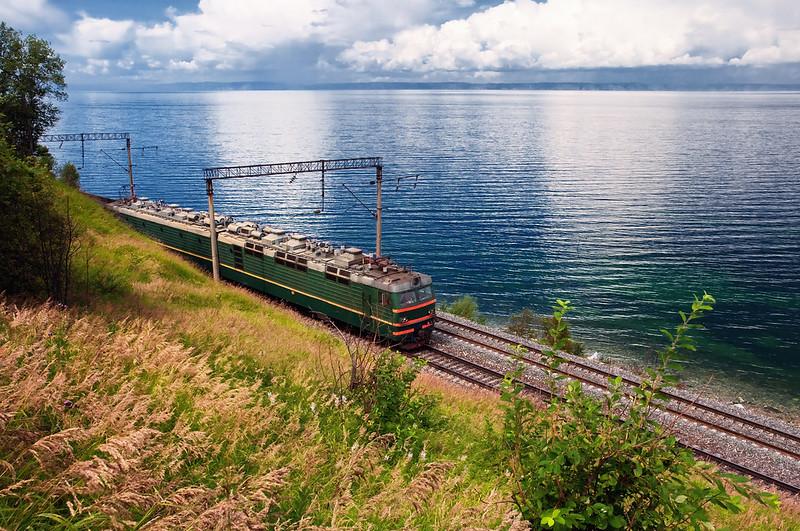 Transsib-Reise-Baikalsee