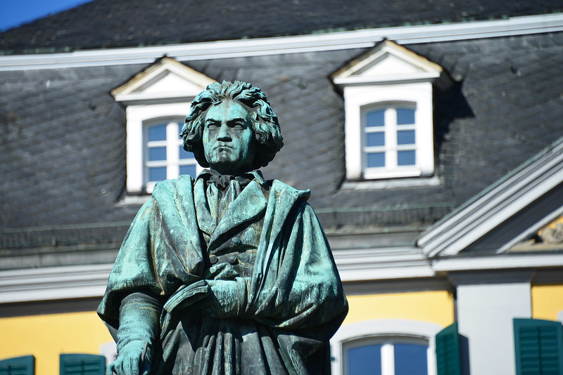 250 Jahre Jubiläum Beethoven