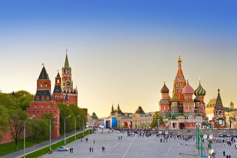 Studienreise Russland 2021 - Russland während Covid-19 berreisen