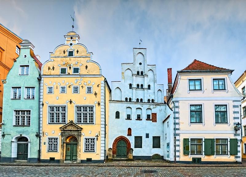 Baltikum Reise - alle Highlights auf einen Blick