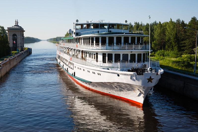 Flussreisen in Russland: die schönste Art des Reisens