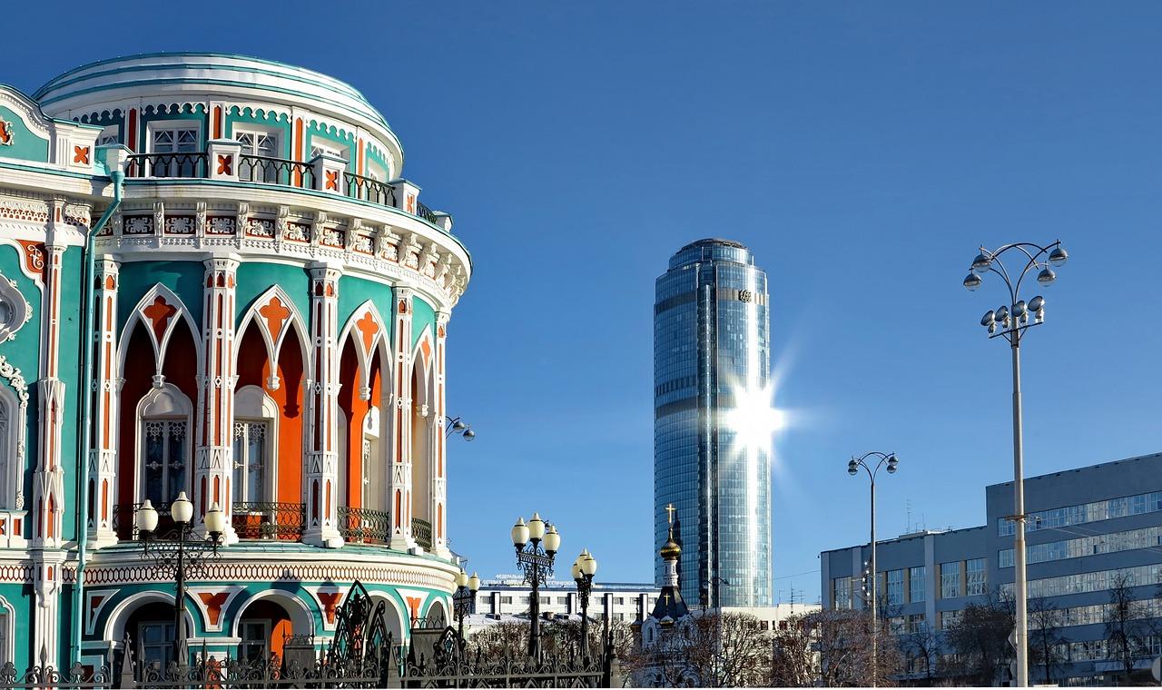 Was es in Jekaterinburg zu entdecken gibt