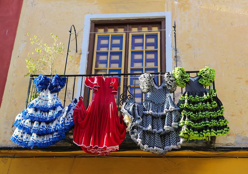 Kurioses aus Sevilla