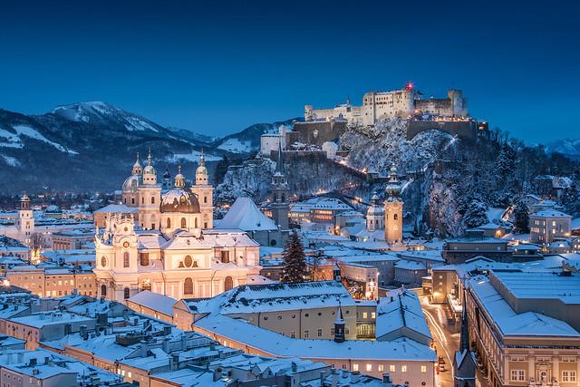 Die schönsten Reiseziele für den Winter 2019/2020