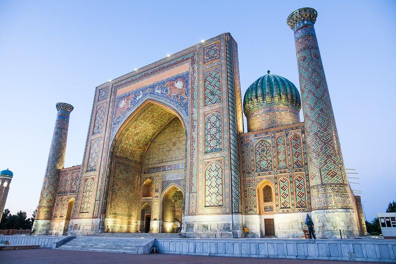 Ostwärts – Reisehighlights Zentralasien - Online Vortrag
